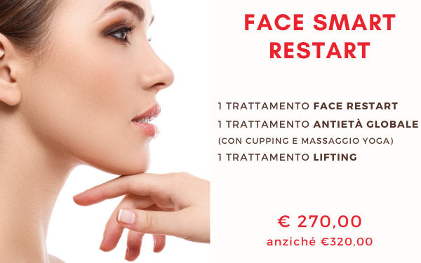 Trattamenti viso antiage | Face Smart Restart